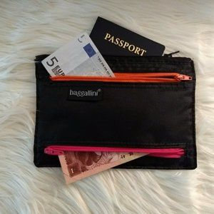 Baggalini | Travel Wallet and Currency Organizer